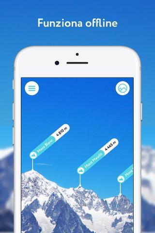 PeakVisor screenshot 2
