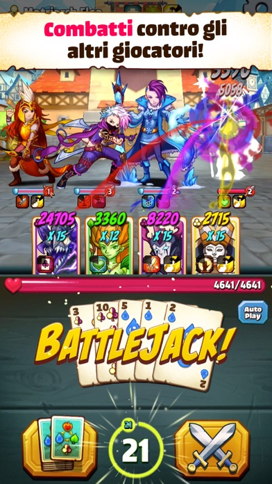 Screenshot of Battlejack3