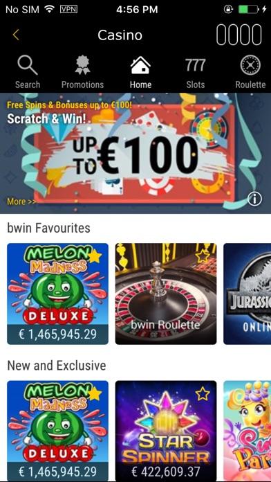 Bwin poker ipad app