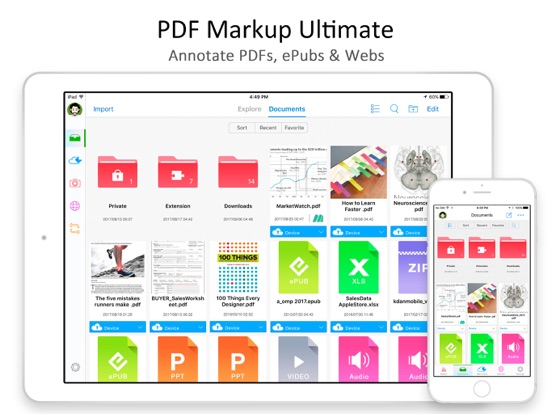 PDF Markup Ultimate Screenshots