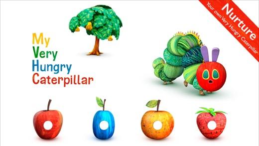 My Very Hungry Caterpillar Screenshots