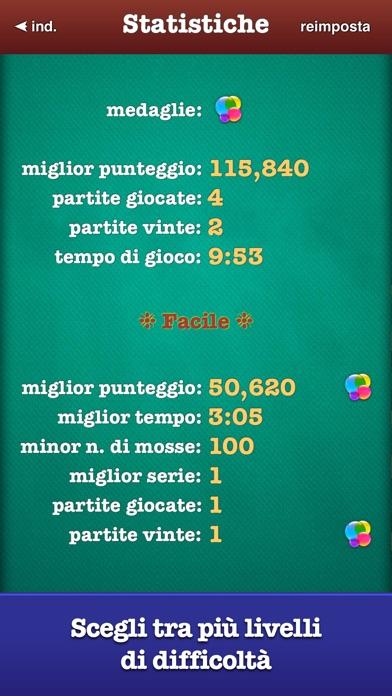 Screenshot of Solitario ⓈⓟⒾⒹⒺⓇ5