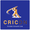 CricOn- Cricket live score