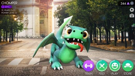 Resultado de imagen para AR Dragon ios