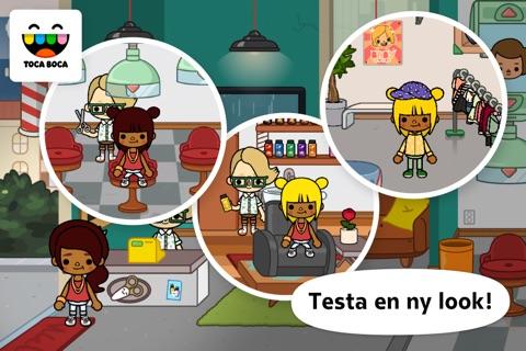 Toca Life: City screenshot 2