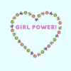 download Girl Power - Sister Stickers