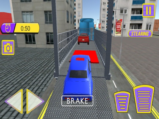 Airplane Car Transporter 3D screenshot 10