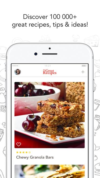 download MyGreatRecipes! apps 1
