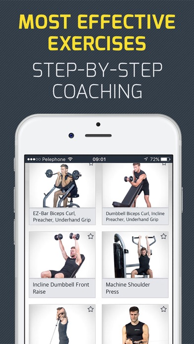 download Workout: Gym exercise tracker appstore review