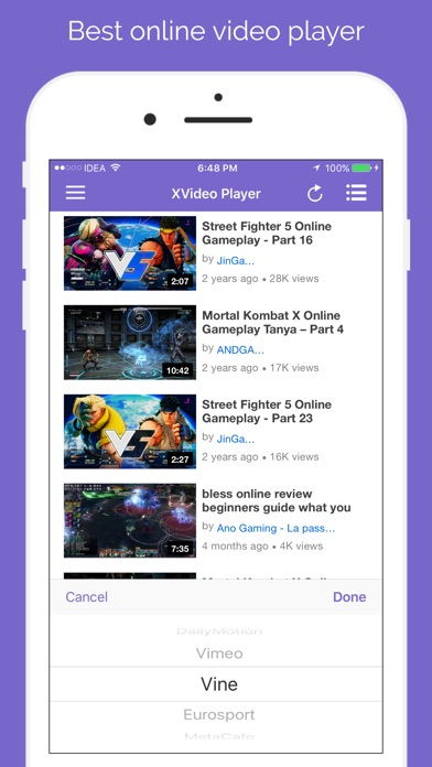 XVideo Player PRO - HD Video Player Screenshots