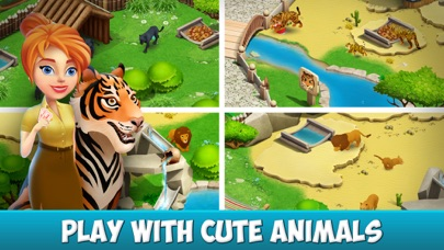 download Family Zoo: The Story appstore review