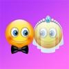 Amore emoji per le coppie