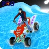 Frozen Water Slide: Quad Bikes - Pro