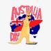 Australia Republic Day Sticker