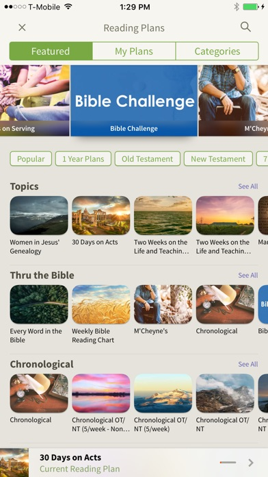 download Bible by Olive Tree apps 3