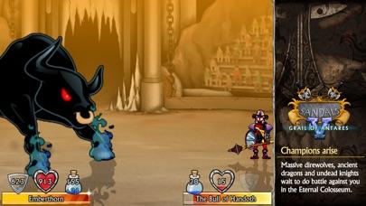 Screenshot 4 Swords and Sandals 5 Redux