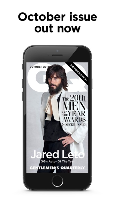 download GQ Magazine (UK) appstore review