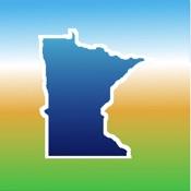 Aqua Map Minnesota Lakes GPS On The App Store - Map of minnesota lakes