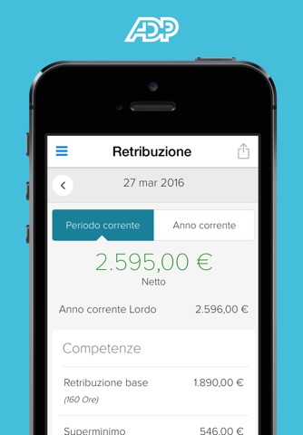 ADP Mobile Solutions screenshot 3