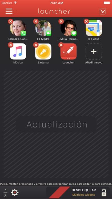download Launcher con widget apps 2
