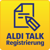 ALDI TALK Registrierung