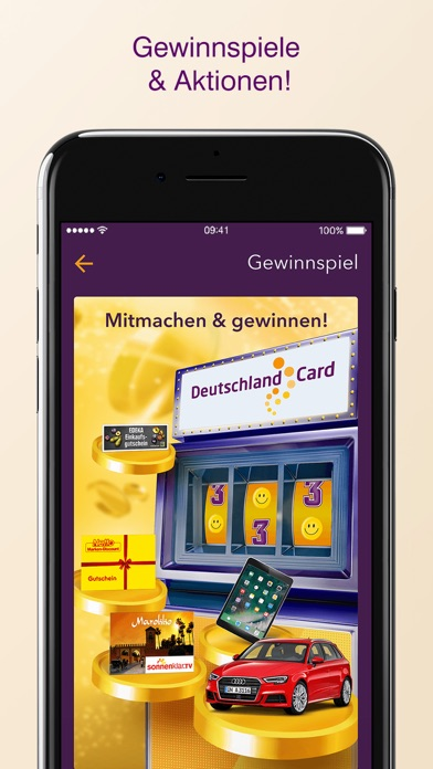 Deutschlandcard App Iphone
