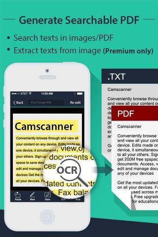 CamScanner + screenshot 2