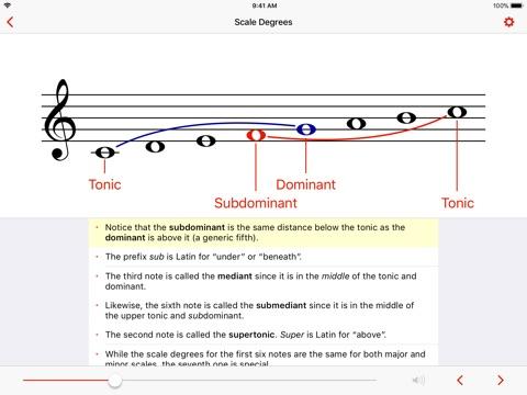 Theory Lessons screenshot 3