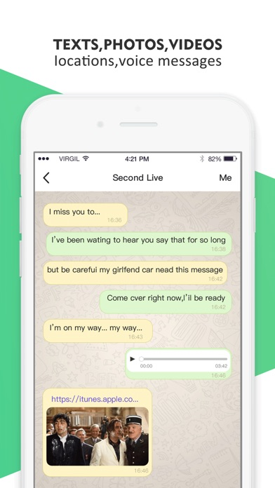 download Message Lock - Photo Vault appstore review