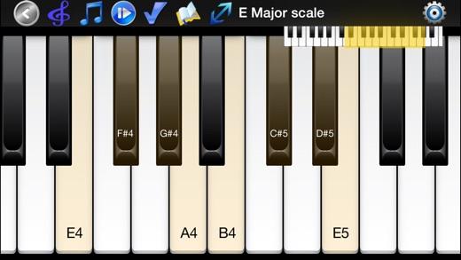 钢琴音阶和和弦 学会即兴iPhone版下载