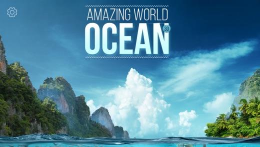 Amazing World OCEAN - Interactive 3D Encyclopedia Screenshot