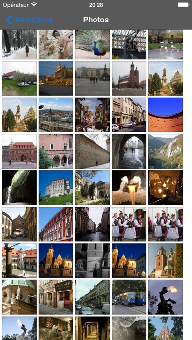 Cracovie: Guide de voyageCapture d'écran de 2
