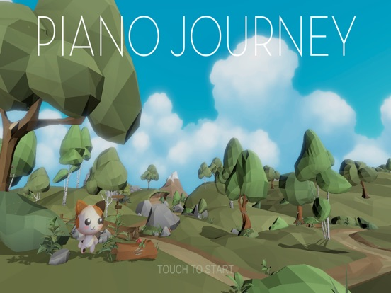 Piano Journey Screenshots