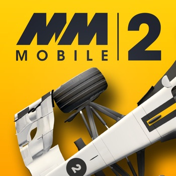 Motorsport Manager Mobile 2 app for iphone