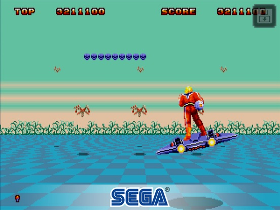 SEGA Masterpiece Space Harrier II Classic For iOS Is Free For The First Time