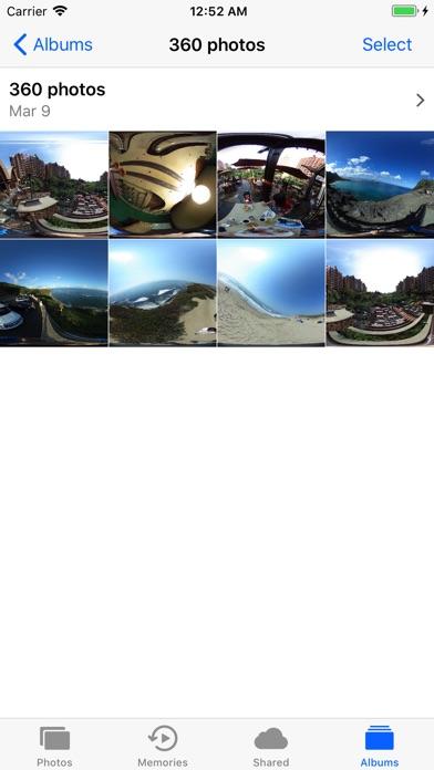 meta360 Screenshots