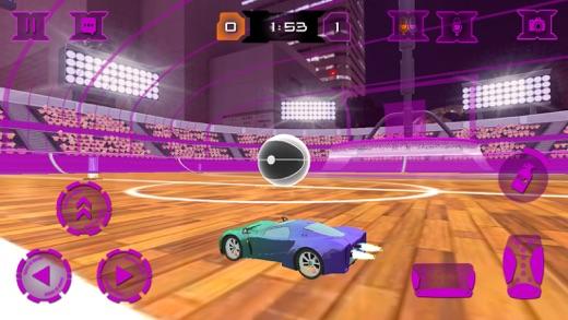 Super RocketBall - Multiplayer Screenshot