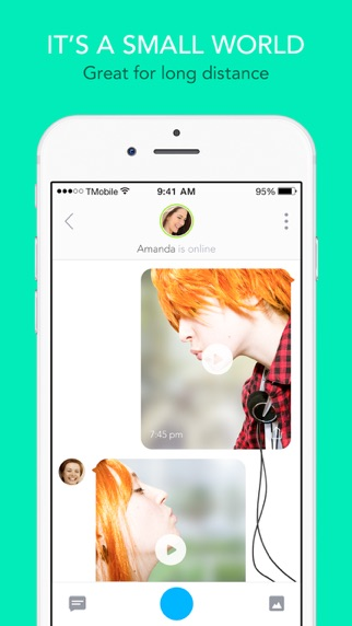 Glide - Live Video Messenger