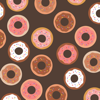 Levi Gemmell - Delicious Donut Stickers  artwork