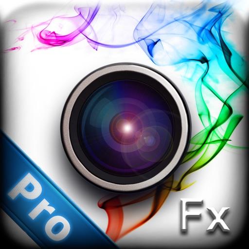烟雾缭绕的照片:PhotoJus Smoke FX Pro – Pic Effect for Instagram