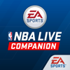 Electronic Arts - NBA LIVE Companion  artwork