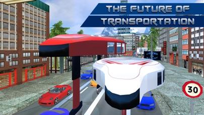 Screenshot von Gyroscopic Zukunft Reisebus1