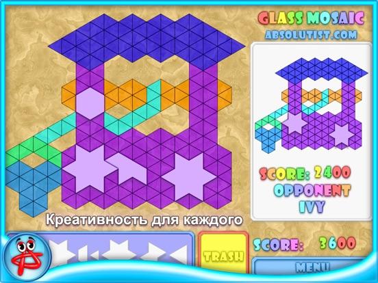 Glass Mosaic: Мозаика-Оригинальная головоломка для iPad