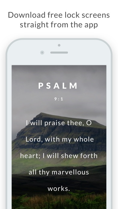download Daily Bible Verse Inspirations apps 4