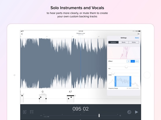 Screenshot #5 for Capo touch