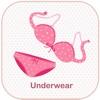Girls Bikini Stickers