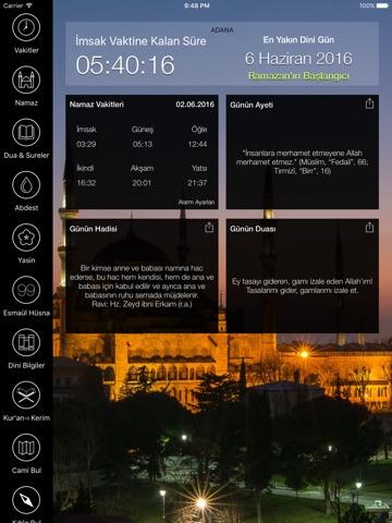 İslam Vakti Pro - Namaz Vakti screenshot 1