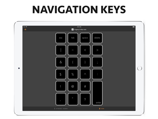 KeyPad & NumPad for Mac Screenshots
