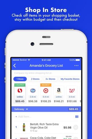 Basket - Grocery Shopping screenshot 3