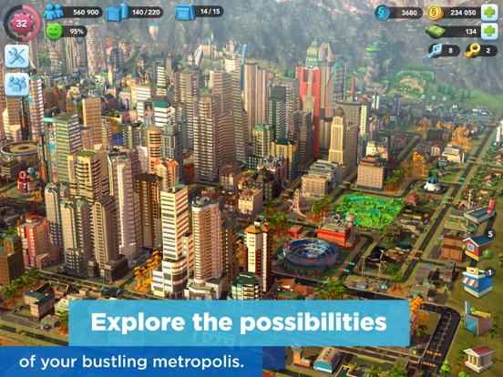 Screenshot #5 for SimCity BuildIt